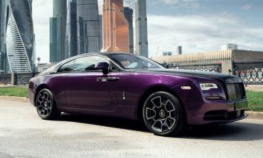 Rolls-Royce Wraith μόνο για Ρώσους