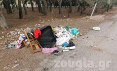 Η αθλιότητα στον Δήμο Διονύσου συνεχίζεται - Η αδιαφορία και η αναποτελεσματικότητα του Δήμου επίσης