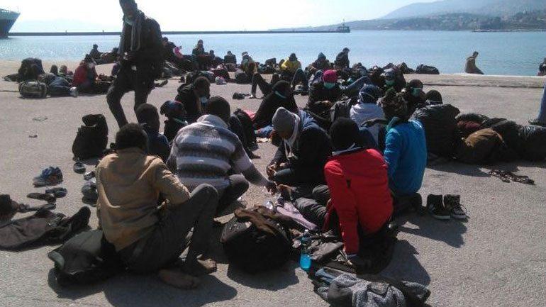 Τουλάχιστον 790 μετανάστες έφτασαν στα ελληνικά νησιά τις τελευταίες 48 ώρες