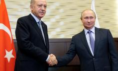 Το deal Πούτιν - Ερντογάν για τη Συρία αποτελεί μια πρόκληση για τη Δύση