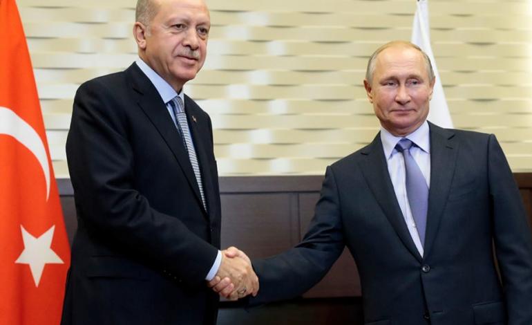 Το deal Πούτιν – Ερντογάν για τη Συρία αποτελεί μια πρόκληση για τη Δύση