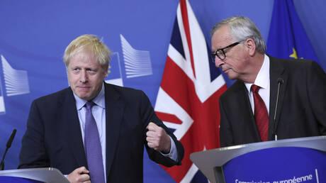 Brexit: Πρώτη αντίδραση της Κομισιόν μετά τη νέα κοινοβουλευτική ήττα του Τζόνσον