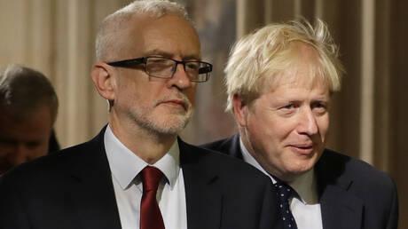 Brexit: Χωρίς αποτέλεσμα η συνάντηση Τζόνσον – Κόρμπιν