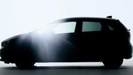 H πρώτη φωτογραφία του νέου Honda Jazz