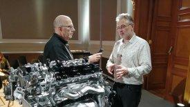 Kαθηγητής Τurner:«Επαναστατικός ο κινητήρας Skyactiv X της Mazda»