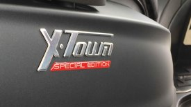 Kymco X-Town 300i ABS Special Edition (pics)