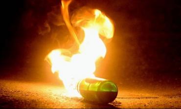 Επίθεση με μολότοφ στο αστυνομικό τμήμα Πεντέλης. 4 προσαγωγές