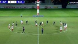 Nέοι Ολυμπιακού – Νέοι Μπάγερν 0-4: Η… απάντηση των ποδοσφαιριστών στην αλητεία (vid)