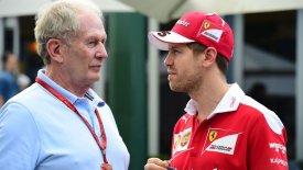 Xέλμουτ Μάρκο: «Δεν έχει μέλλον o Φέτελ στη Ferrari»