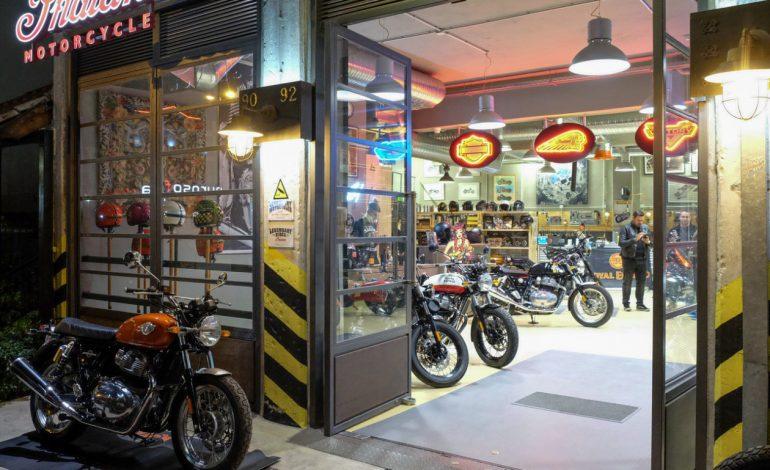 Legendary Motorcycles – Τώρα και με Royal Enfield!
