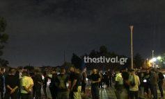 Διαβατά: Διαμαρτυρία κατοίκων για κρούσματα βίας από μετανάστες