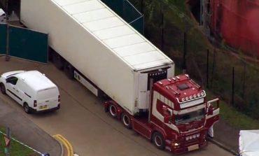 Αυτό είναι το φορτηγό της φρίκης με τα 39 πτώματα