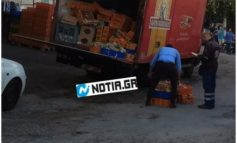 Τραγωδία στην Ηλιούπολη: Οδηγός καταπλακώθηκε από το φορτηγό του έξω από σουπερμάρκετ