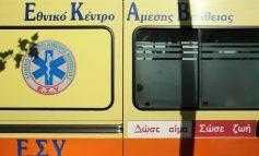 Λάρισα: Σε σοβαρή κατάσταση νοσηλεύεται 45χρονος μετά από πτώση