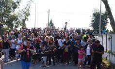 Συγκέντρωση διαμαρτυρίας κατοίκων της Νέας Κίου για την παραβατικότητα στην περιοχή τους