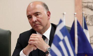 Μοσκοβισί: Η Ελλάδα ξαναβρίσκει την πλήρη κυριαρχία και αξιοπιστία της