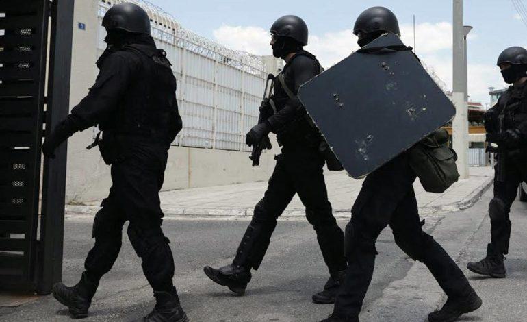 Οι Ράμπο με τα μαύρα των φυλακών Κορυδαλλού