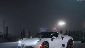 Η Alfa Romeo σφύριξε λήξη για την εντυπωσιακή 4C