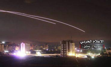 Συρία: Η αντιαεροπορική άμυνα απέτρεψε επίθεση στη Δαμασκό