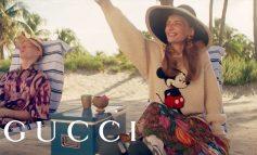 Gucci: Τα φετινά Χριστούγεννα του οίκου έχουν μία δόση… παραλίας και ήλιου