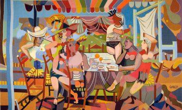 Τα υφαντά της ζωγραφικής: Έκθεση του Μουσείου Μπενάκη και της Alpha Bank