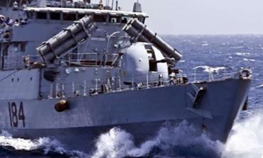 Φρεγάτα του Πακιστάν κάνει ελέγχους σε πλοία δυτικά της Κύπρου!