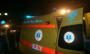 Κρήτη: Σε σοβαρή κατάσταση νεαρός που παρασύρθηκε από αυτοκίνητο