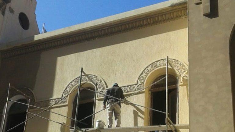 Αίγυπτος: Νέα πνοή στον ιστορικό ναό των Ταξιαρχών Ιμπραημίας