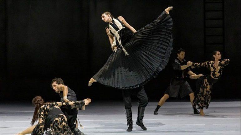 «Ο Χορός με τη σκιά μου» και Μάνος Χατζιδάκις στην Εθνική Λυρική Σχολή