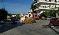 Ηράκλειο: Έκρηξη σε διαμέρισμα - Κινδύνεψε μικρό παιδί
