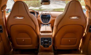 Χάρμα ιδέσθαι το εσωτερικό της Aston Martin DBX