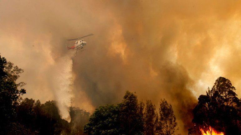 Τέσσερις νεκροί από τις πυρκαγιές στην Αυστραλία
