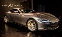 Το κλειδί της νέας Ferrari Roma