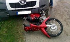 Τροχαίο ατύχημα στο Αγρίνιο