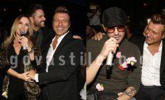 Οι celebrities διασκέδασαν στον Γιάννη Πλούταρχο!