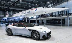 Εμπνευσμένη από το Concorde η Aston Martin DBS Superleggera