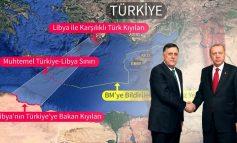 Εν κρυπτώ συμφωνία Τουρκίας-Λιβύης για την ΑΟΖ