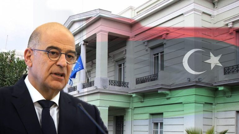 Τελεσίγραφο προς τον Πρέσβη της Λιβύης στην Αθήνα