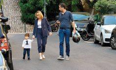 Κώστας Μπακογιάννης - Σία Κοσιώνη: Στον ζωολογικό κήπο με τον γιο τους!