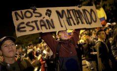 Νέες διαδηλώσεις στην Κολομβία – Τραυματίστηκε σοβαρά έφηβος