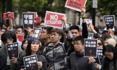 Αντικυβερνητικές διαδηλώσεις στο Χονγκ Κονγκ - Στους δρόμους οι πολίτες για 24ο συνεχόμενο Σαββατοκύριακο