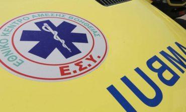 Εύβοια: Σε κρίσιμη κατάσταση 26χρονος μετά από τροχαίο