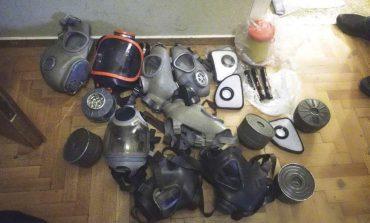 Τα ευρήματα της αστυνομίας μετά την έφοδο σε κτίριο στα Εξάρχεια - Δύο συλλήψεις