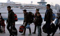 Στο λιμάνι του Πειραιά έφτασαν 76 μετανάστες