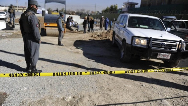 Τουλάχιστον επτά νεκροί από βομβιστική επίθεση στο Αφγανιστάν