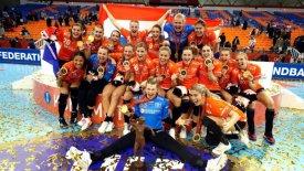 Πρωταθλήτρια κόσμου στο χάντμπολ η Ολλανδία! (vid)