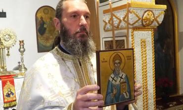 Εορτή του Αγίου Σπυρίδωνος στη Νέα Κηφισιά