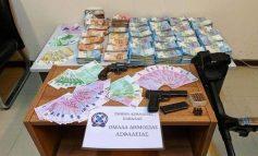 Καβάλα: Ομολόγησε ο φερόμενος «εγκέφαλος» της σκηνοθετημένης ληστείας των 4,2 εκατ. ευρώ