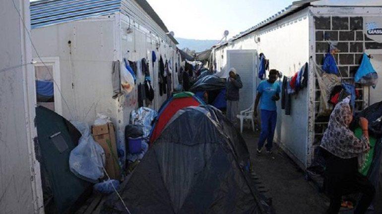 Αντιδράσεις στη Μυτιλήνη για τα σχέδια δημιουργίας κλειστών δομών για τους μετανάστες
