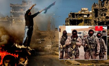 Στην έρημο της Λιβύης παίζεται το στοίχημα του Ερντογάν